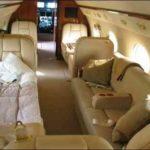 Аренда Gulfstream G550 в Екатеринбурге