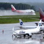 Рост пассажиропотока авиакомпаний РФ перестал быть двузначным