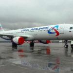"""Флот авиакомпании """"Уральские авиалинии"""" вырос до 45 самолетов"""