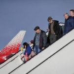 В I квартале пассажирские авиаперевозки в РФ выросли, а грузовые — сократились