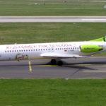 Аренда Fokker 100 в Екатеринбурге