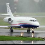 Аренда Falcon 2000EX в Екатеринбурге