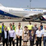 В Россию поставлен первый A320neo с двигателями LEAP