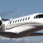 Аренда Cessna Citation Sovereign в Екатеринбурге