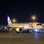 """""""Уральские авиалинии"""" ввели в расписание второй самолетAirbus A320neo"""