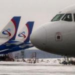 """Авиакомпания """"Уральские авиалинии"""" получила первый в этом году самолет"""